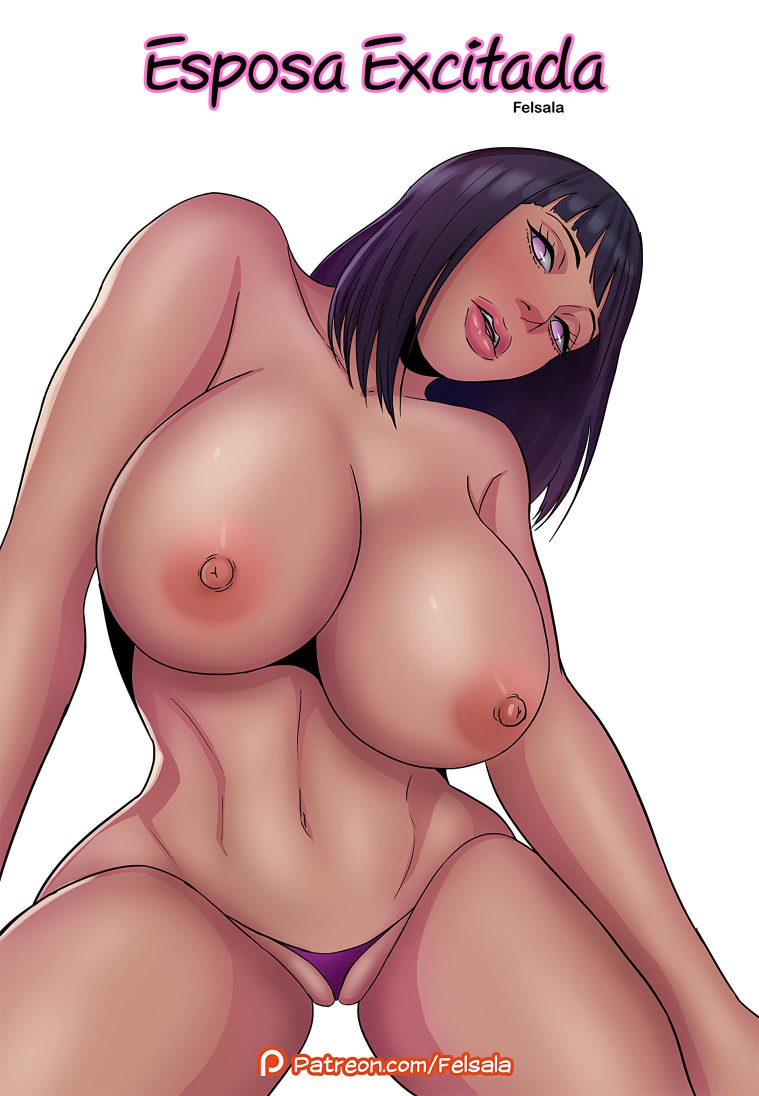 Hinata Esposa Safada