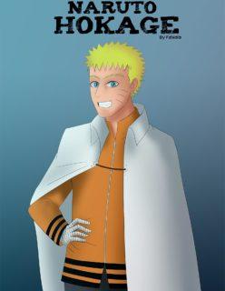 Naruto o Hokage Safado