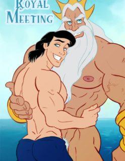 Encontro com o Rei Tritão