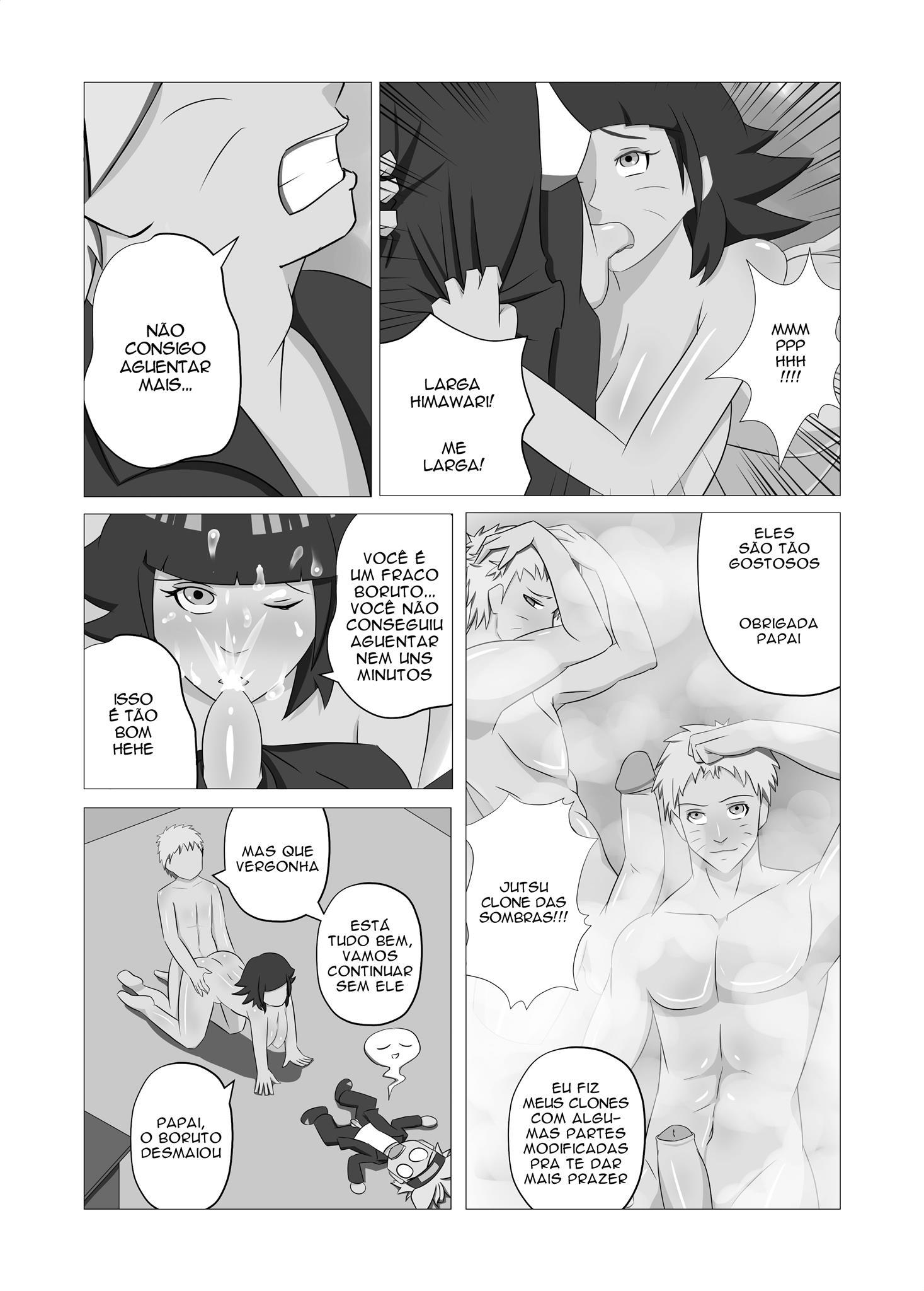 O Segredo Pervertido de Naruto