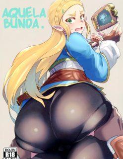 A Bunda da Princesa Zelda