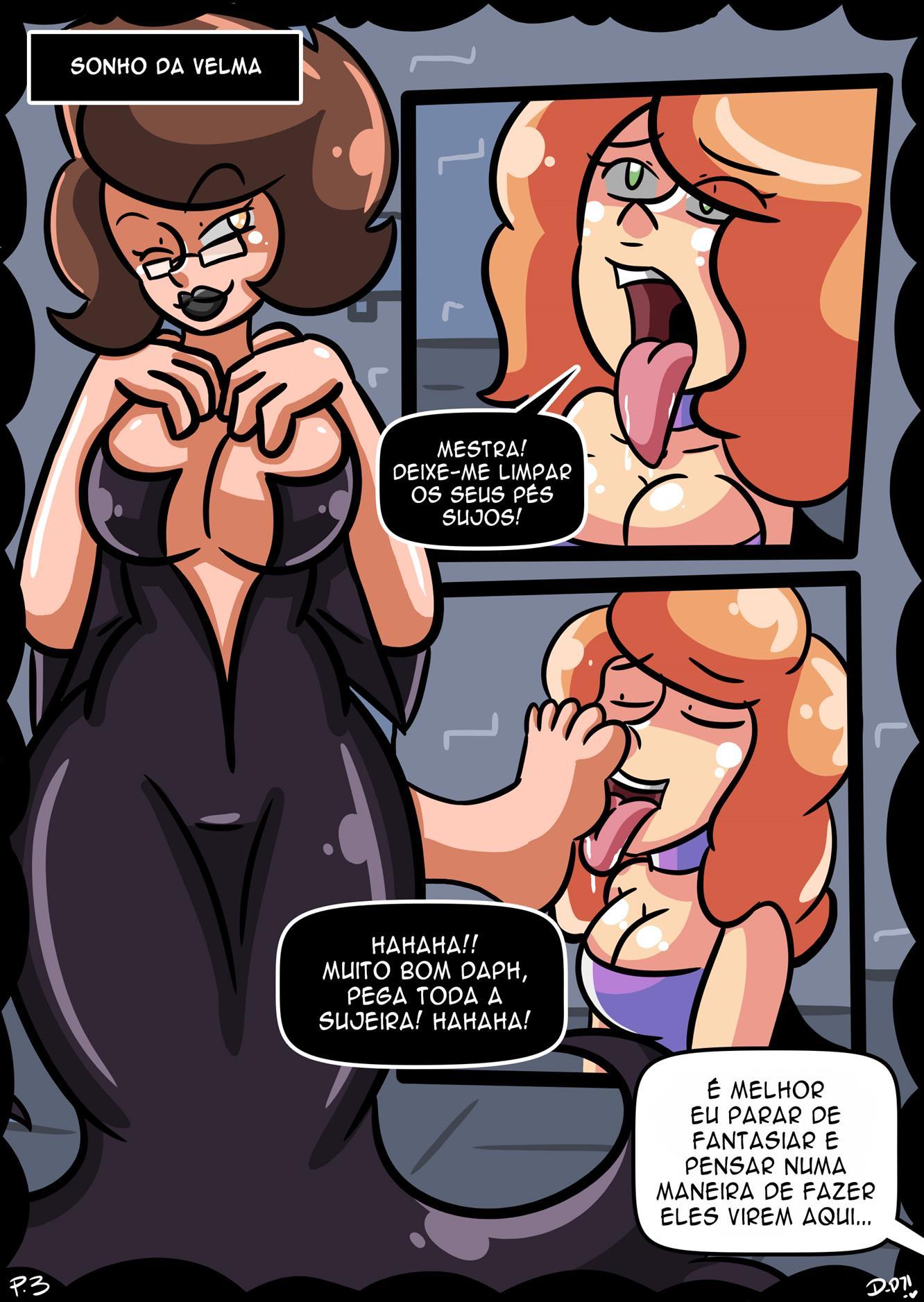 A vingança de Velma