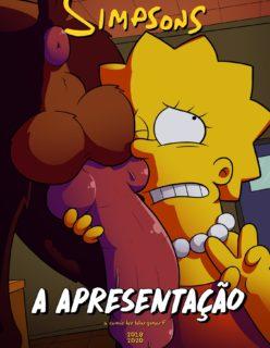 A apresentação de Lisa