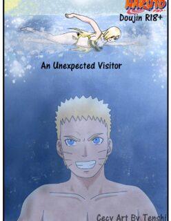 Naruto o visitante inesperado
